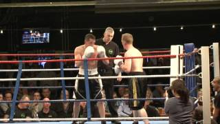 KBO Boxing - Dan Rayment v Michael Mills- Casino Rooms