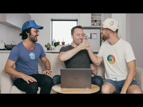 Internet Explorer vs. Google Chrome