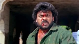 Big Boss Movie || Climax Scene || Chiranjeevi, Roja, Sujatha