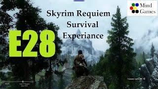 Skyrim Requiem Survival Experiance. Эпизод 28: Пешком на Виндхельм.
