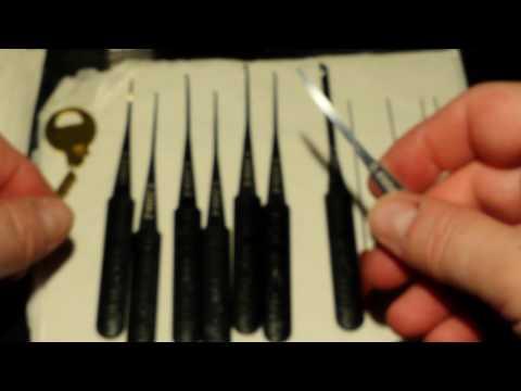 (18) Huk 12-piece broken key extractor kit from Banggood.com