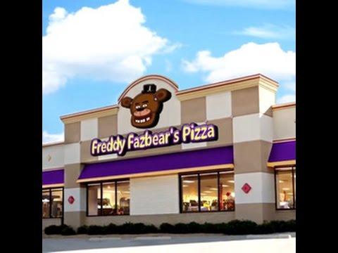 freddy fazbear s pizza garry s mod version minecraft map