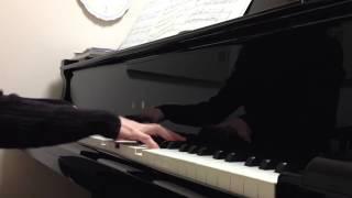 Princess Mononoke / Studio Ghibli / Joe Hisaishi / Piano Solo (もののけ姫/ジブリ映画「もののけ姫」/久石譲/ピアノソロ)