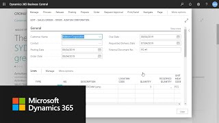 Integrating Sales Orders And Quotes With Dynamics 365 For Sales