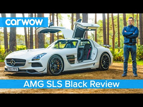 Mercedes-AMG SLS Black Series review - see why they're now worth £750,000!