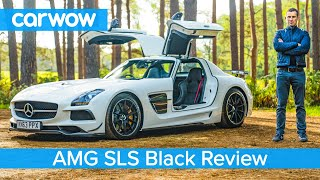 Mercedes-AMG SLS Black Series Review - See Why Theyre Now Worth £750,000!