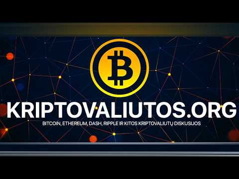 Kaip aš uždirbau savo pirmąjį bitcoin