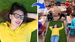 9 Fun DIY Spring School Supplies Ideas and School Hacks