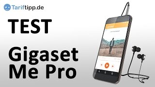 Gigaset Me Pro   Test deutsch