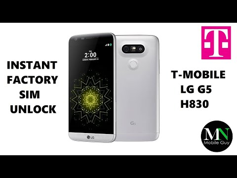 HOW TO UNLOCK LG G5 H850 FREE SIM NETWORK VERY EASY UNLOCKING BY