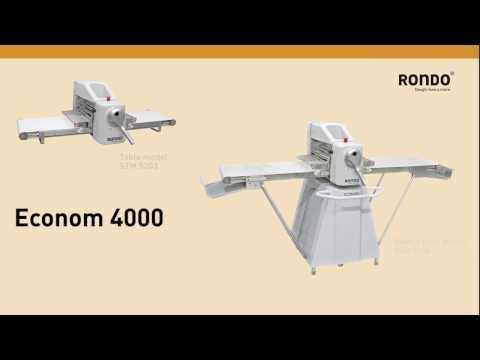 Video Laminoir à poser 475x2055mm RONDO