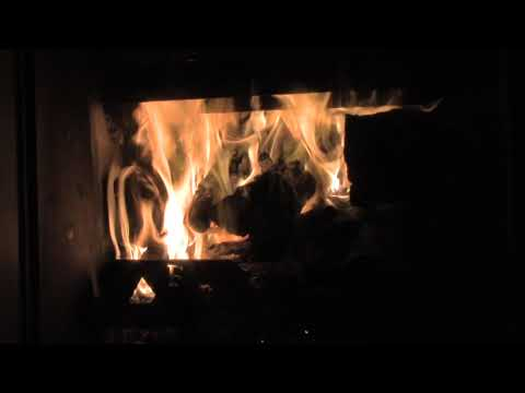 ★ Crackling Fireplace ★ Relaxing fireplace sound ★ #5