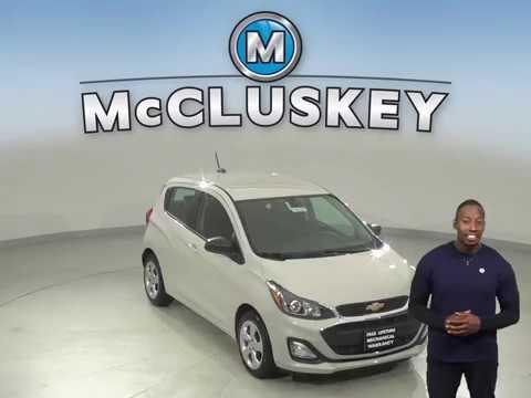 New 2019 Chevrolet Spark LS