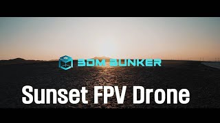 Sunset FPV Drone 2020 04 08