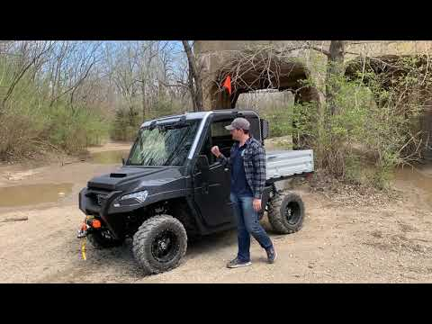 2019 Odes X-F3 HVAC 1000cc in Seiling, Oklahoma - Video 1