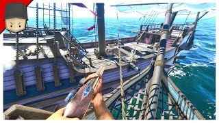 Blackwake - Epic Ship Battles! (BlackWake Gameplay)
