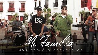 Mi Familia Jon Carlo feat. Geancarlos