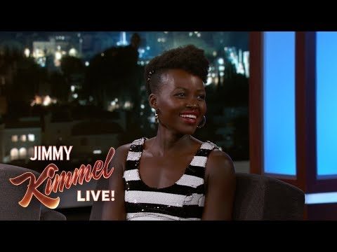 Lupita Nyong'o's Coming to America Party with Black Panther Cast