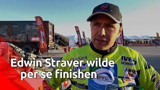Een dag voor het ongeluk sprak Edwin Straver met onze verslaggever