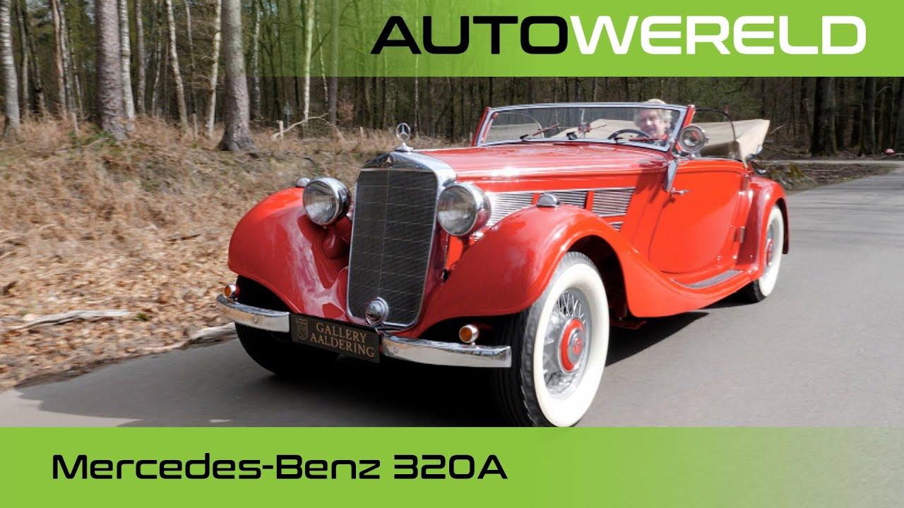 Mercedes-Benz 320A | Nico Aaldering