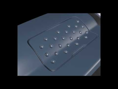 [Important Technique] 3DS Max – Hard Surface Displacement Projection