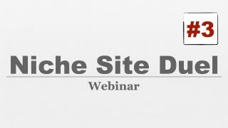 Niche Site Duel #003 - 15 FREE Wordpress Plugins For Your Niche Site