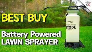 Best  Battery Lawn Sprayer for Pesticide / Herbicide / Cleaning and More!
