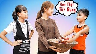 Cậu Bé Nhà Nghèo Tốt Bụng | Kind-hearted Poor Boy ♥ Min Min TV Minh Khoa