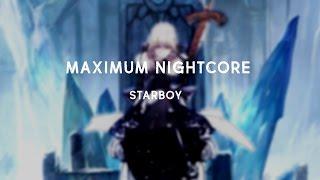 Nightcore   Starboy (Female Version)