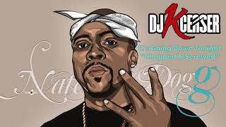 It's Going Down Tonight (Chopped & Screwed) - Nate Dogg x DJKCeaser