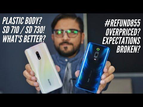 realme X vs Redmi K20 - WHAT SHOULD YOU BUY? MY OPINION!
