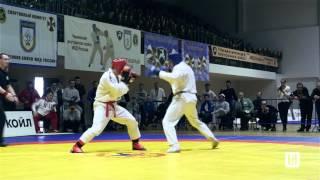 Василевский и Зуев устроили рубилово в финале чемпионата