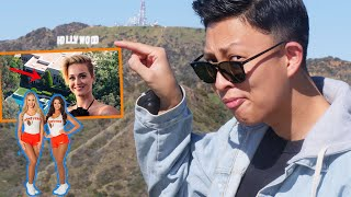 (美國之遊開始!)首站LA: 在氣派比華利山找明星別墅 | Celebrity Homes Tour in LA