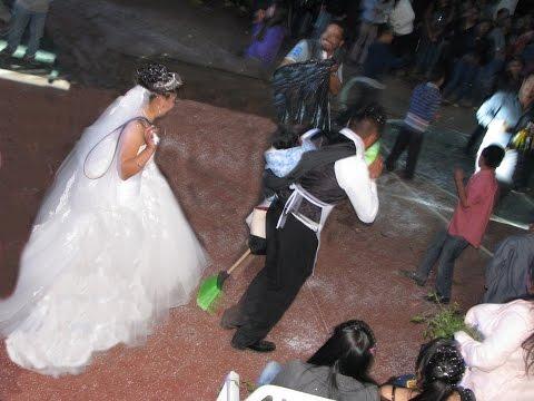 Baile de boda Serrana, Teococuilco, #Oaxaca
