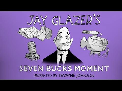 Seven Bucks Moment: Sportswriter Jay Glazer