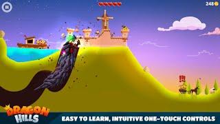 Dragon Hills игра на Андроид и iOS
