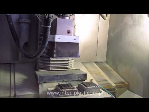 Frezarka CNC - CNC Milling machine - CNC Fräsmaschine - ALMAC CU 1005 - zdjęcie