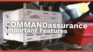 Important Features of COMMANDassurance – Ready Mix Truck Software
