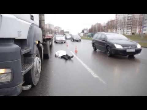 Водитель погиб при ремонте автомобиля