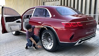 ТЕСТ КОНЦЕПТА!!! POV-обзор: 750 л.с. Mercedes-Maybach Ultimate Luxury!