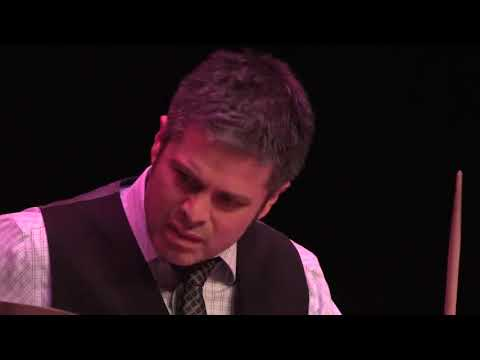 Magnolia Triangle - James Black - 5/4 swing drum solo.
