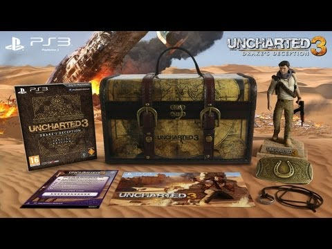 Uncharted 3: Drake's Deception #Explorer Edition