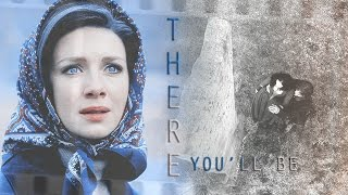 Jamie & Claire   There You'll Be (Outlander)