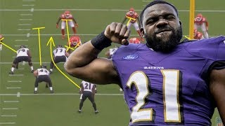 Film Study: How Mark Ingram has fit into the Baltimore Ravens roster perfectly