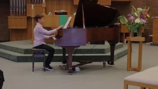 Students Recital!