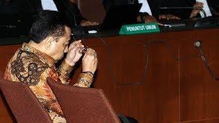 Majelis Hakim Cabut Hak Politik Setya Novanto Selama 5 Tahun