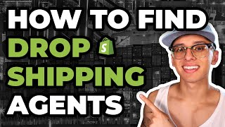 How To Find Dropshipping Agents & How They Work ( FAST SHIPPING FROM CHINA)