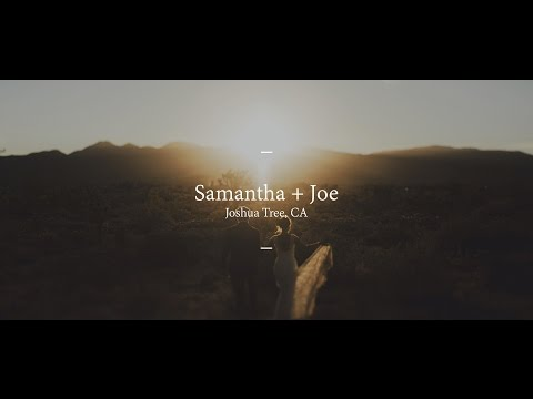Samantha + Joe | Joshua Tree, California | The Ruin Venue