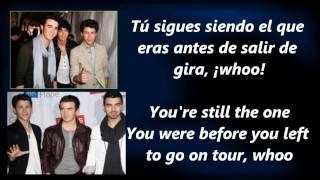 Jonas Brothers Keep It Real (Inglés & Español)