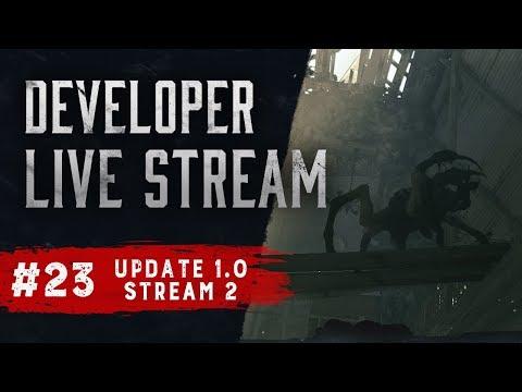 Developer Live Stream | New Content, Weapon Changes & Spider Changes